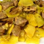 <b>Как приготовить картошку с мясом в мультиварке</b>