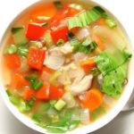<b>Суп для похудения из сельдерея</b>