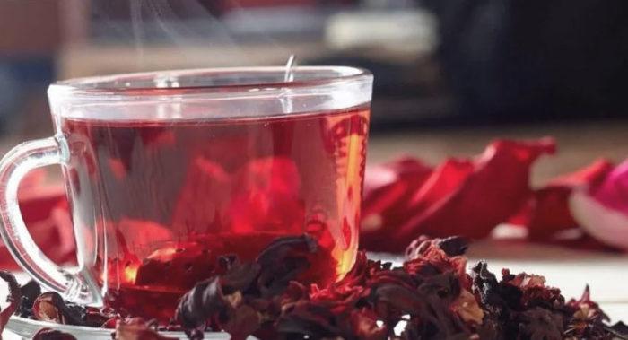 Чем полезен чай из гибискуса или красный чай каркаде