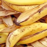 <b>Интересные способы применения банановой кожуры</b>