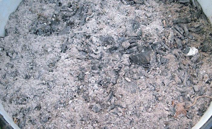 Печная древесная зола - чудо лекарство предков