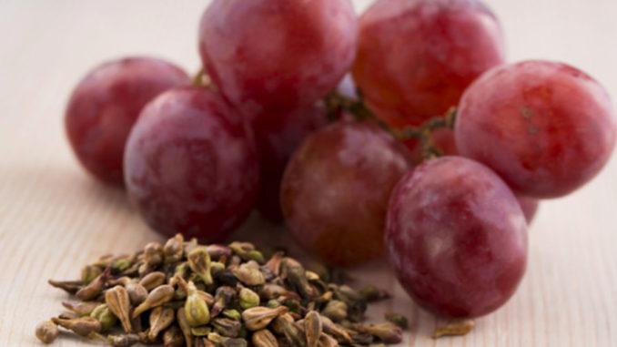 Косточки винограда тоже полезны…