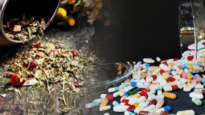 Травы и антибиотики совместимость