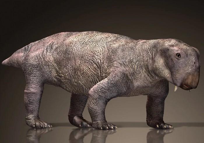 листрозавры