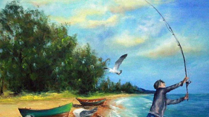 рассказ про рыбалку