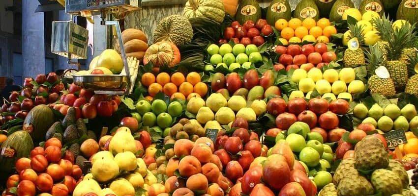 фрукты египет